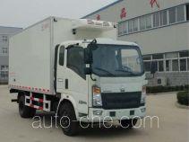 御捷马牌YJM5042XLC型冷藏车