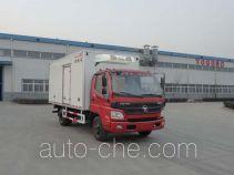 御捷马牌YJM5043XLC型冷藏车