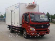 御捷马牌YJM5043XLC1型冷藏车