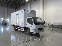 御捷马牌YJM5045XLC1型冷藏车