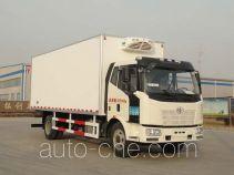 御捷马牌YJM5161XLC型冷藏车