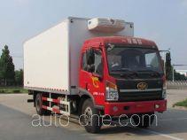 御捷马牌YJM5163XLC型冷藏车
