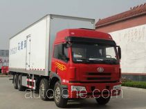 Yogomo YJM5310XBW insulated box van truck
