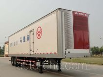 Yogomo YJM9350XLC refrigerated trailer