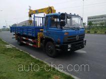 Yanlong (Hubei) YL5120JSQLZ1 грузовик с краном-манипулятором (КМУ)