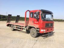 Yanlong (Hubei) YL5120TDPGSZ1 low flatbed truck