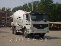 粱锋牌YL5253GJB型混凝土搅拌运输车