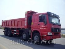 Shacman YLD3317ZZ75Q dump truck