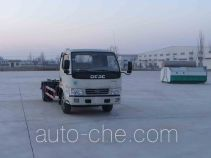 Shacman YLD5070ZXXDFE4 detachable body garbage truck