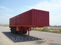 Dongfang Xiangjun YLD9280XXY box body van trailer