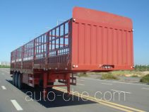 Shacman YLD9382CSY stake trailer