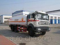 Youlong YLL5250TGY5 oilfield fluids tank truck