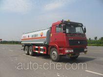 Youlong YLL5252GY3 oilfield fluids tank truck