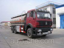 Youlong YLL5254TGY3A oilfield fluids tank truck