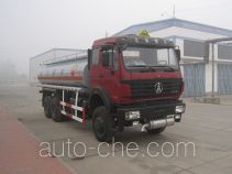 Youlong YLL5255GY3 oilfield fluids tank truck