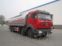 Youlong YLL5310TGY4 oilfield fluids tank truck