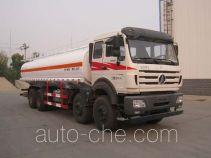 Youlong YLL5311TGY4 oilfield fluids tank truck