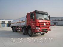 Youlong YLL5312TGY5 oilfield fluids tank truck