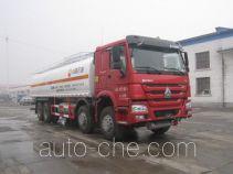 Youlong YLL5312TGY5A oilfield fluids tank truck