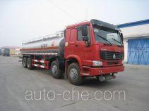 Youlong YLL5316TGY3 oilfield fluids tank truck