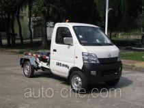 Yunma YM5021ZXX detachable body garbage truck