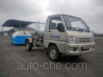 Yunma YM5031ZXX4 detachable body garbage truck