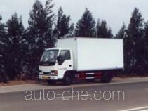 Yunchi YN5050XXY box van truck