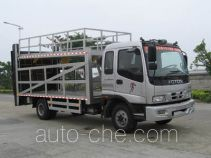Yongqiang YQ5096CTY trash containers transport truck