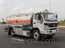 Yongqiang YQ5120GJYFB топливная автоцистерна