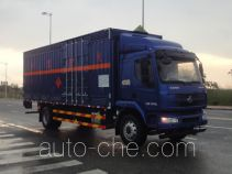 Yongqiang YQ5160XRQL2 flammable gas transport van truck