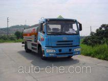 Yongqiang YQ5163GHYA chemical liquid tank truck