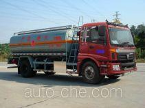 Yongqiang YQ5166GHYA chemical liquid tank truck