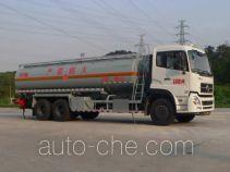 Yongqiang YQ5250GHYD chemical liquid tank truck