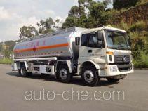 Yongqiang flammable liquid tank truck