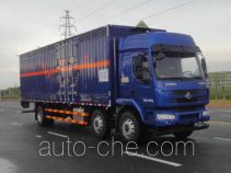 Yongqiang YQ5250XRQL1 flammable gas transport van truck