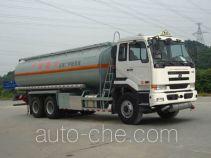 Yongqiang YQ5252GHYA chemical liquid tank truck