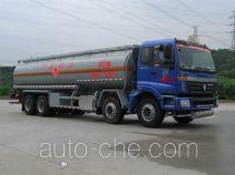 Yongqiang YQ5316GHYE chemical liquid tank truck
