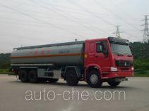 Yongqiang YQ5317GHYB chemical liquid tank truck