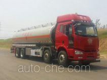 Yongqiang YQ5320GYYCTC автоцистерна алюминиевая для нефтепродуктов