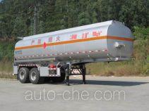Yongqiang YQ9290GHYA chemical liquid tank trailer