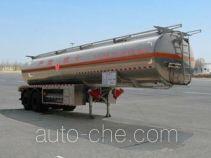 Yongqiang YQ9340GYYT1 aluminium oil tank trailer