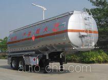 Yongqiang YQ9343GRYDMA flammable liquid tank trailer