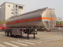 Yongqiang YQ9350GYYCT2 aluminium oil tank trailer