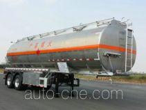 Yongqiang YQ9351GYYCT2 полуприцеп цистерна алюминиевая для нефтепродуктов