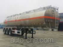Yongqiang YQ9400GRYCT2 полуприцеп цистерна алюминиевая для легковоспламеняющихся жидкостей