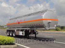 Yongqiang YQ9400GRYT1 flammable liquid tank trailer
