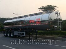 Yongqiang YQ9400GSYT1 edible oil transport tank trailer