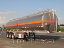 Yongqiang YQ9400GYYCF2 полуприцеп цистерна алюминиевая для нефтепродуктов