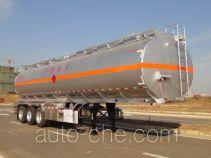 Yongqiang YQ9401GYYCT2 aluminium oil tank trailer
