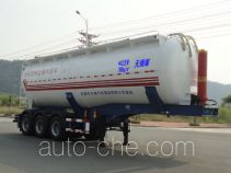 Yongqiang YQ9403GFLA medium density bulk powder transport trailer